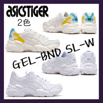 asics Casual Style Unisex Collaboration Low-Top Sneakers