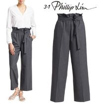 3.1 Phillip Lim Stripes Long Elegant Style Pants