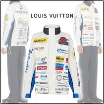 Louis Vuitton 2019-20AW MULTI LOGOS WINDBREAKER bron 44-60 jacket
