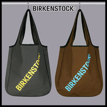 BIRKENSTOCK Casual Style Unisex Street Style Shoulder Bags