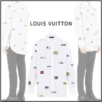 Louis Vuitton 2019-20AW DNA SHIRT bron XS-4L shirt