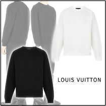 Louis Vuitton 2019-20AW LOUIS VUITTON STAPLES EDITION INSIDE OUT CREWNECK