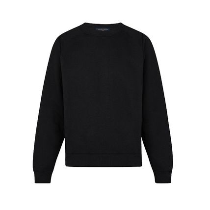 Louis Vuitton Sweatshirts 2019-20AW LOUIS VUITTON STAPLES EDITION INSIDE OUT CREWNECK 8