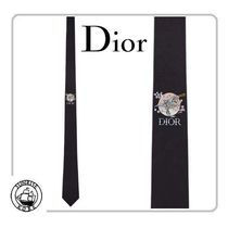 Christian Dior Silk Ties