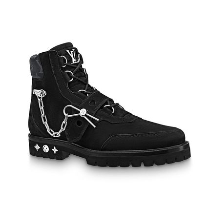 Louis Vuitton More Boots 2019-20AW LV CREEPER ANKLE BOOT  3