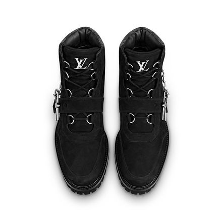 Louis Vuitton More Boots 2019-20AW LV CREEPER ANKLE BOOT  4
