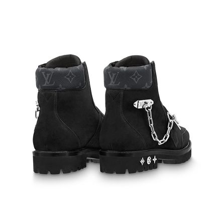 Louis Vuitton More Boots 2019-20AW LV CREEPER ANKLE BOOT  5