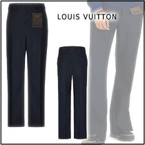 Louis Vuitton 2019-20AW FLARED PANTS noir 36-44 pants