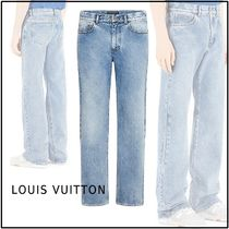 Louis Vuitton 2019-20AW FLARED JEANS denim 28-38 jeans