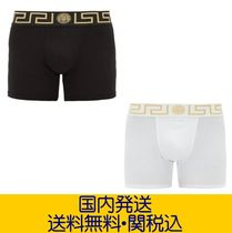 VERSACE Cotton Boxer Briefs