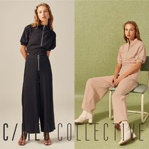 Cameo the Label Plain Long Cropped & Capris Pants