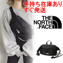 THE NORTH FACE Casual Style Unisex Plain Shoulder Bags