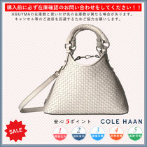 Cole Haan Casual Style 2WAY Plain Totes
