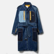 Gosha Rubchinskiy Denim Blended Fabrics Street Style Collaboration Bi-color