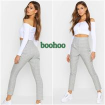 boohoo Glen Patterns Other Check Patterns Casual Style Medium