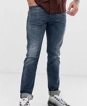 DIESEL Tapered Pants Cotton Jeans & Denim