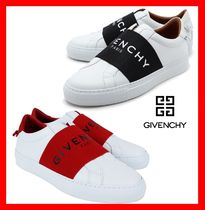 GIVENCHY Street Style Low-Top Sneakers