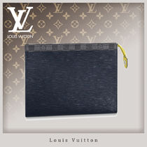 Louis Vuitton EPI Unisex Canvas Blended Fabrics Bag in Bag 3WAY Bags