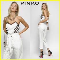 PINKO Short Casual Style Cropped