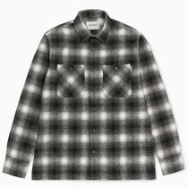 Carhartt Shirts Other Check Patterns Street Style Long Sleeves Cotton 7