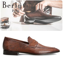 Berluti Loafers Leather Loafers & Slip-ons