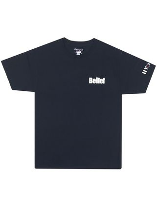 CHAMPION x BELIEF WORLD TRADE TEE