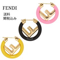 FENDI Costume Jewelry Earrings & Piercings