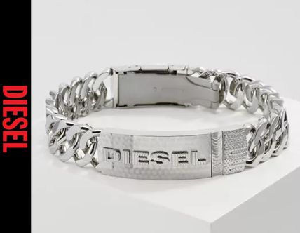 Street Style Chain Stainless Bracelets