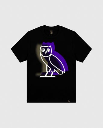OCTOBERS VERY OWN More T-Shirts Plain Short Sleeves T-Shirts 4