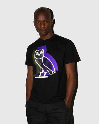 OCTOBERS VERY OWN More T-Shirts Plain Short Sleeves T-Shirts 5