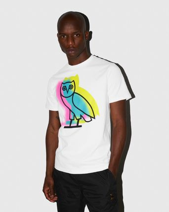 OCTOBERS VERY OWN More T-Shirts Plain Short Sleeves T-Shirts 9