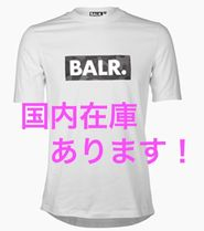 BALR Plain Short Sleeves T-Shirts