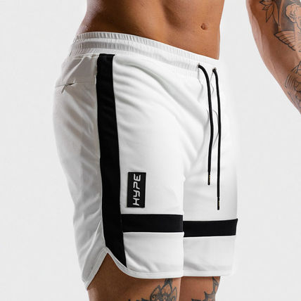 SQUAT WOLF Joggers Street Style Joggers Shorts 3