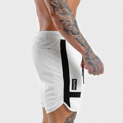 SQUAT WOLF Joggers Street Style Joggers Shorts 4