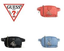 Guess Casual Style Unisex Street Style Party Bags