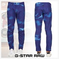 G-Star Tapered Pants Street Style Jeans & Denim