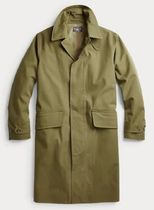 RRL Street Style Plain Long Chester Coats