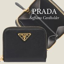 PRADA SAFFIANO LUX Coin Cases