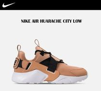 Nike AIR HUARACHE Casual Style Street Style Low-Top Sneakers
