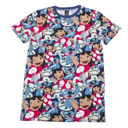 Disney More T-Shirts Unisex Collaboration Cotton Short Sleeves T-Shirts 2