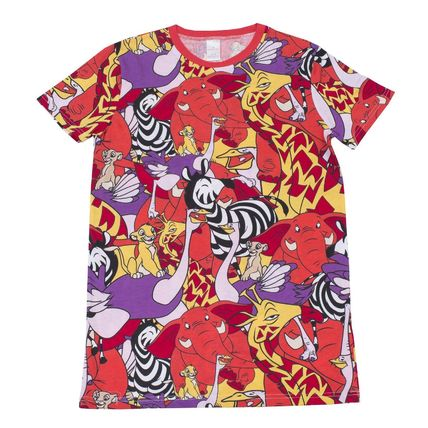 Disney More T-Shirts Unisex Collaboration Cotton Short Sleeves T-Shirts 5