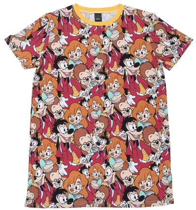 Disney More T-Shirts Unisex Collaboration Cotton Short Sleeves T-Shirts 6