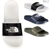 THE NORTH FACE Unisex Street Style Plain Shower Shoes Shower Sandals