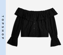 TOPSHOP Casual Style Bandeau & Off the Shoulder