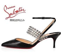 Christian Louboutin Kitten Heel Pumps & Mules