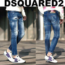 D SQUARED2 Denim Street Style Jeans