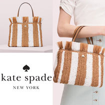kate spade new york Casual Style Blended Fabrics Handbags