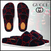 GUCCI Blended Fabrics Street Style Sport Sandals Sports Sandals