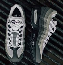 Nike AIR MAX Stripes Unisex Street Style Sneakers
