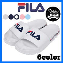 FILA Unisex Street Style Shower Shoes Shower Sandals